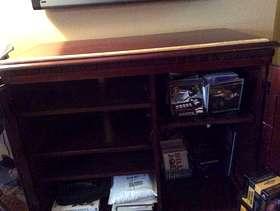 Freecycle Electronics storage cabinet