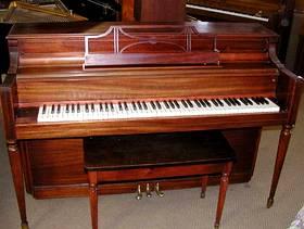 Freecycle Piano