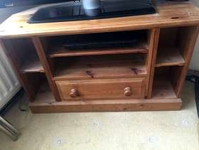 Freecycle Tv cabinet