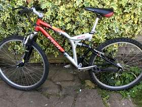 Freecycle Mountain Bike