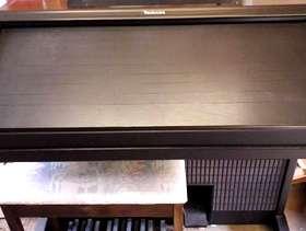 Freecycle GX3 Technics Organ