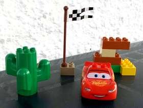 Freecycle Lego Duplo Lightening McQueen