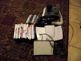 Freecycle XBOX 360 controller etc.