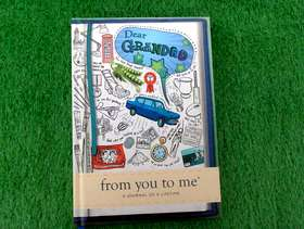 Freecycle Brand new Book Dear Grandad