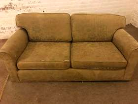 Freecycle Sofa