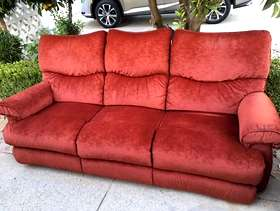 Freecycle Lazy boy couch