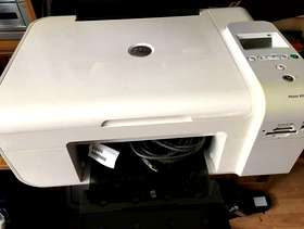 Freecycle Dell printer