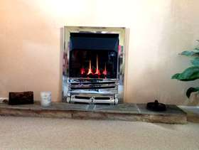 Freecycle Mayon Flueless Gas Fire