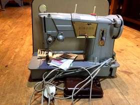 Freecycle Singer sewing machine