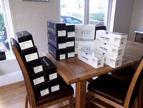 Freecycle Various OKI Toner Cartridges & Drums
