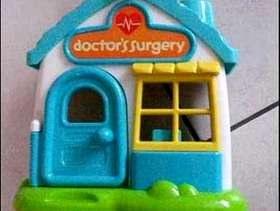 Freecycle Play Doctor's surgery