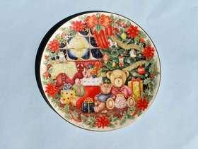 Freecycle Royal dalton plate
