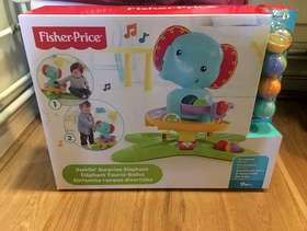 Freecycle Fisher Price surprise elephant toy