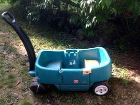 Freecycle Wagon