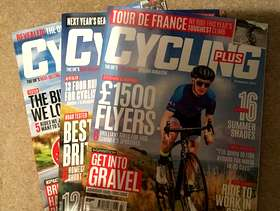 Freecycle Cycling Magazines