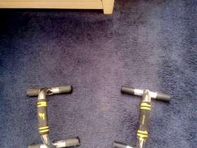 Freecycle Push up stands