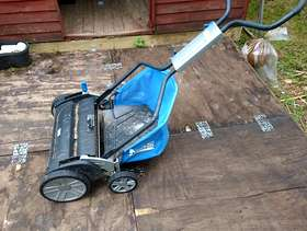 Freecycle Push Reel Lawn Mower