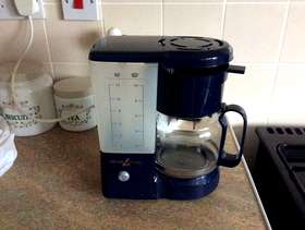 Freecycle Filter coffee machine