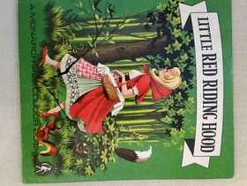 Freecycle Little Red Riding Hood