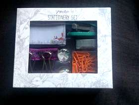 Freecycle Brand New Paperchase Stationery Set - Collect from Guildford GU1