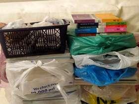 Freecycle Open University study materials plus study books.
