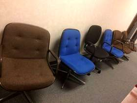 Freecycle FREE office chairs