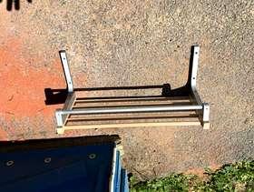 Freecycle IKEA kitchen towel rail