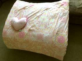 Freecycle Queen Size Comforter