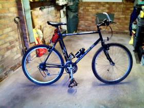 Freecycle Mountain bike