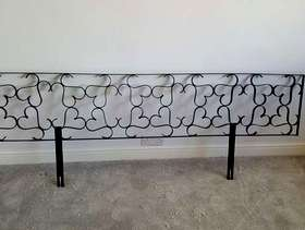 Freecycle Metal Bed head