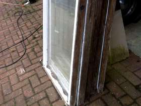 Freecycle Victorian sash windows