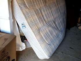 Freecycle King Size mattress