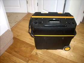 Freecycle Tool chest
