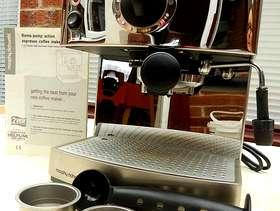 Freecycle Coffee Machine - Morphy Richards.