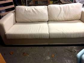 Freecycle Habitat sofa bed