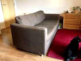Freecycle 3 seater Habitat sofa