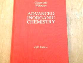 Freecycle Advanced Inorganic Chemistry Cotton and Wilkinson - 5th Edition - ...