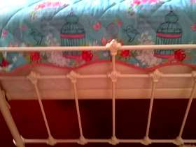 Freecycle Single bed frame.