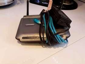 Freecycle Belkin Wifi Modem Router