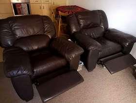 Freecycle Two seat sofa