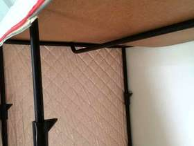 Freecycle Portable clothes rack