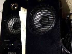 Freecycle Creative speakers
