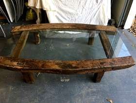 Freecycle Coffee table
