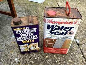 Freecycle Water Seal and Water Repellent