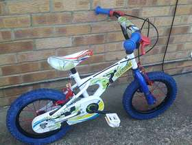 Freecycle Child bicycle