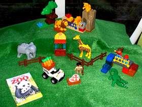 Freecycle Lego Duplo Zoo