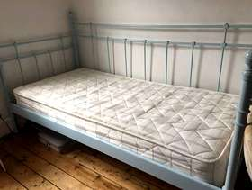 Freecycle Single bed with mattress