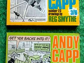 Freecycle Vintage Andy Capp Books