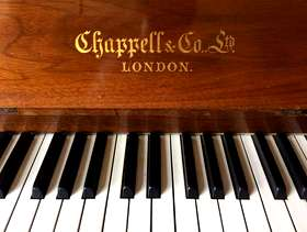 Freecycle Chappell & Co. Ltd. Upright Piano