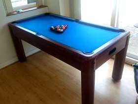 Freecycle BCE 6 foot Pool Table